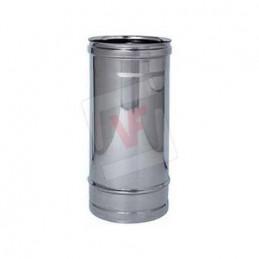 INOX TUBO D. 100 CM 50