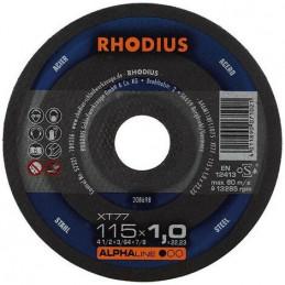 RHODIUS MOLA DA TAGLIO XT77...