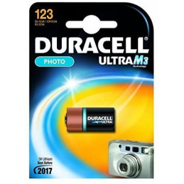 DURACELL PILA DL123 3V