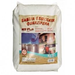 SABBIA CALIBRATA KG 25 X...