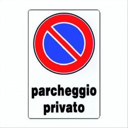 CARTELLO PVC 30X20...