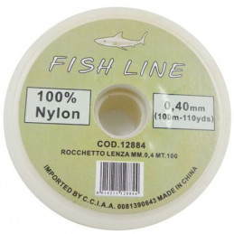 FILO DI NYLON MM 0.4 ML 100