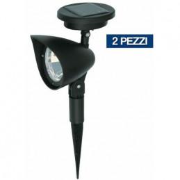 LAMPADA SOLARE PEGASO SET 2 PZ
