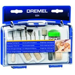 DREMEL SET 20 ACCESSORI X...